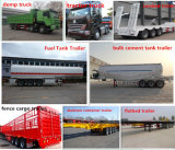 Hot Salts 3 Axle 40FT Container Flat Bed Semi Trailer card