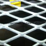 Angehobenes Aluminium erweitertes Metallineinander greifen