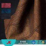 Het in reliëf gemaakte Kunstleder van pvc van de Stoffering voor het Maken van Handtassen