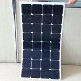 Zonnepaneel van de Cellen 100watt van Sunpower van de dunne Film het Semi Flexibele 18V