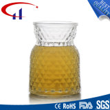 270ml de nieuwe Container van de Jam van het Glas van de Vorm van het Ontwerp (CHJ8152)