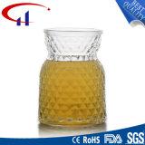270ml新しいデザイン形のガラス込み合いの容器(CHJ8152)