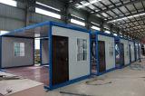 Chambre inférieure de cabine de conteneur de loyer de chantier de construction