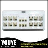 18穴ISO9001 Ts16949車ワイヤー馬具のコネクター