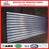 Aluminiumzink Zincalume gewölbtes Metalldach-Blatt
