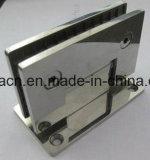 Abrazadera apropiada de cristal del bastidor de la precisión del pasamano del acero inoxidable