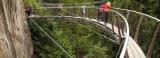 Сетка Railing висячего моста нержавеющей стали/плетение/сетка веревочки провода нержавеющей стали