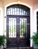 منزل بسيطة يستعمل [ورووغت يرون] أبواب [إبروون] علويّة أمن أبواب