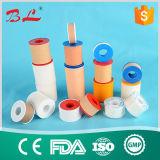 セリウム、ISOが付いている快適な医学の酸化亜鉛の付着力プラスターは承認した