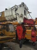 Camion idraulico giapponese utilizzato/usato di Tadano Cranes la gru motorizzata delle gru mobili