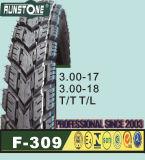 Teste padrão da forma fora do pneumático 3.00-17 3.00-18 da estrada