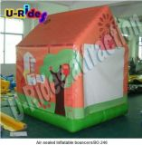 Casa inflável do Bouncer do Ar-Seald para miúdos