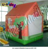 Luft-Seald Inflatable Bouncer House für Kids