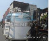 el tanque de mezcla vestido sanitario del acero inoxidable 4000litres (ACE-JBG-4)