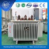 trasformatore a bagno d'olio diplomato IEC dell'alimentazione elettrica di distribuzione 10kv