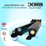Cartucho de toner de la copiadora del color Tn214 para Konica Minolta Bizhub C353 C353p C253 C203 C210 C200