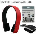 El receptor de cabeza estéreo de Bluetooth con alta calidad habla (BH-2S)