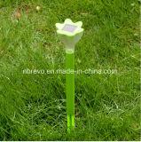 装飾(RS008)のための太陽庭の花の棒ライト