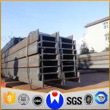 Aço do feixe de JIS 250*125 H para a construção
