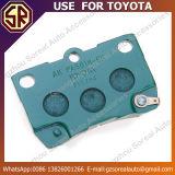 De AutoDelen van uitstekende kwaliteit remmen Stootkussens 04466-30210 voor Toyota
