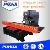 Máquina de perfuração hidráulica do CNC da máquina de perfuração do CNC