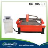 1325 1530 металлопластинчатый резец плазмы CNC Igk 100A автомата для резки
