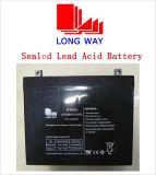12V80ah de navulbare AGM van de Batterij Zure Batterij van het Lood van de Batterij UPS