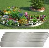 최신 판매 금속에 의하여 직류 전기를 통하는 정원 잔디밭 테두리 지구