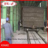 Het Vernietigen van het Schot van de container Machine Qwh30