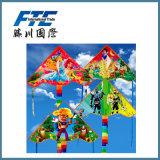Papagaio relativo à promoção do vôo do conluio da manta para ao ar livre