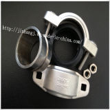 Steel inoxidable Grooved Couplings et Fittings dans Victaulic Standard