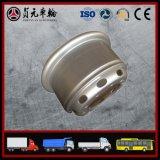 Roda de aço de Zhenyuan do fabricante da roda do caminhão da borda da roda da câmara de ar (7.00T-20)