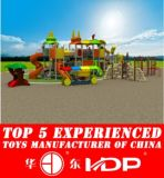 Sale (HD14-050A)를 위한 Huadong Cheap Plastic Playground Equipment