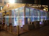 Parete trasparente dell'ABS di Gz per la tenda di alluminio con i comitati acrilici