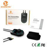 Smart Phone를 위한 Zoweetek-New Arrival Universal Wireless FM Car Kit