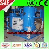 Оборудование фильтрации масла машины очищения масла турбины отхода гарантии качества