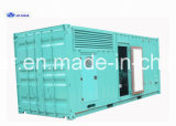 Gruppo elettrogeno del motore diesel di Sdec 600kVA alimentato dal motore diesel dello Sdec