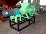 有機肥料のための機械をリサイクルする牛肥料