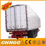 CCC de Xqc Goedgekeurde FRP Gekoelde Semi Aanhangwagen van de Vrachtwagen