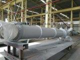 Échangeur de chaleur tubulaire fait avec les tubes titaniques