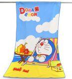 漫画で印刷されるMicrofiberのビーチタオル