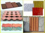 Popular em Nigéria inteiramente automática e na máquina de fatura de tijolo livre do revestimento protetor Qt4-15c