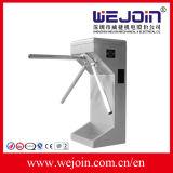 Нержавеющая сталь расквартировывая автоматический турникет треноги (WJTS112)