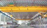 Qd LuchtKraan van de Balk van het Type de Dubbele met de Elektrische Opheffende Machines van het Hijstoestel