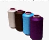 Polyester spann Garn-Farbiges Garn