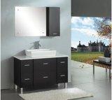 Governo di stanza da bagno moderno di legno solido