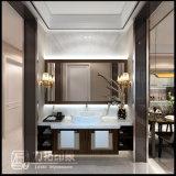 Hotel-Bett-Raum-Entwurfs-Innenlayout-Plan