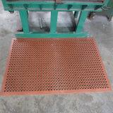 Couvre-tapis Anti-Fatigue de couvre-tapis d'Anti-Bactéries de pétrole de couvre-tapis en caoutchouc en caoutchouc d'intérieur en caoutchouc de résistance