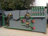 連続的な網のベルト・コンベヤーおよびガス制御の熱処理の炉または電気暖房の炉