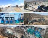 Linha de produção artificial fabricante da pedra de quartzo de Zhengzhou